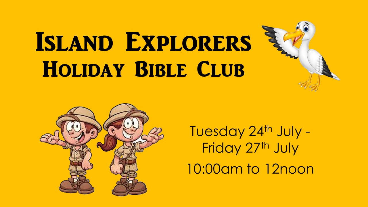 Island Explorers | Holiday Bible Club