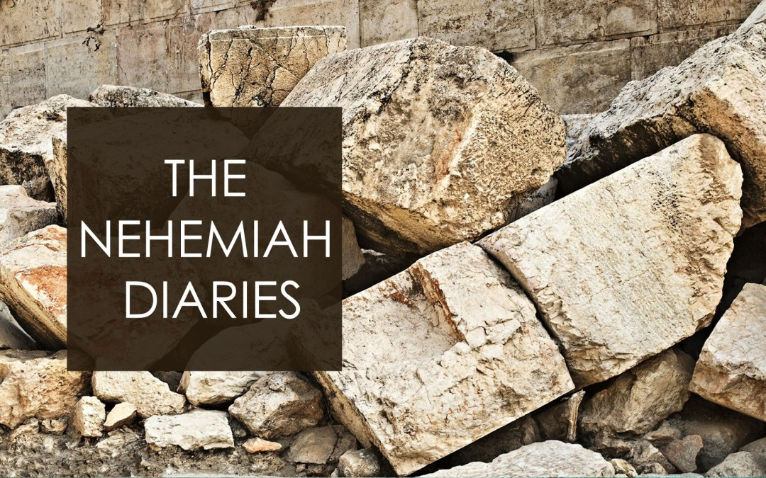 Putting and Keeping God's Word at the Heart of Things | Nehemiah 8 | Andrew Gardner