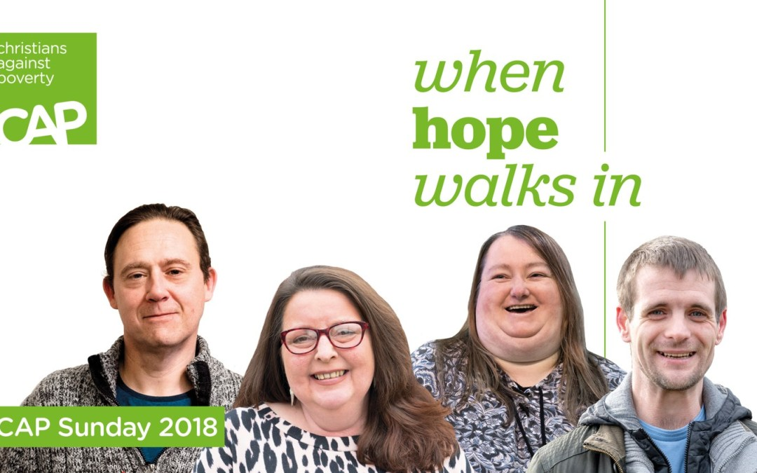 When Hope Walks In | Proverbs 31:8-9 1 John 5:13-15 | Linda McGuinness