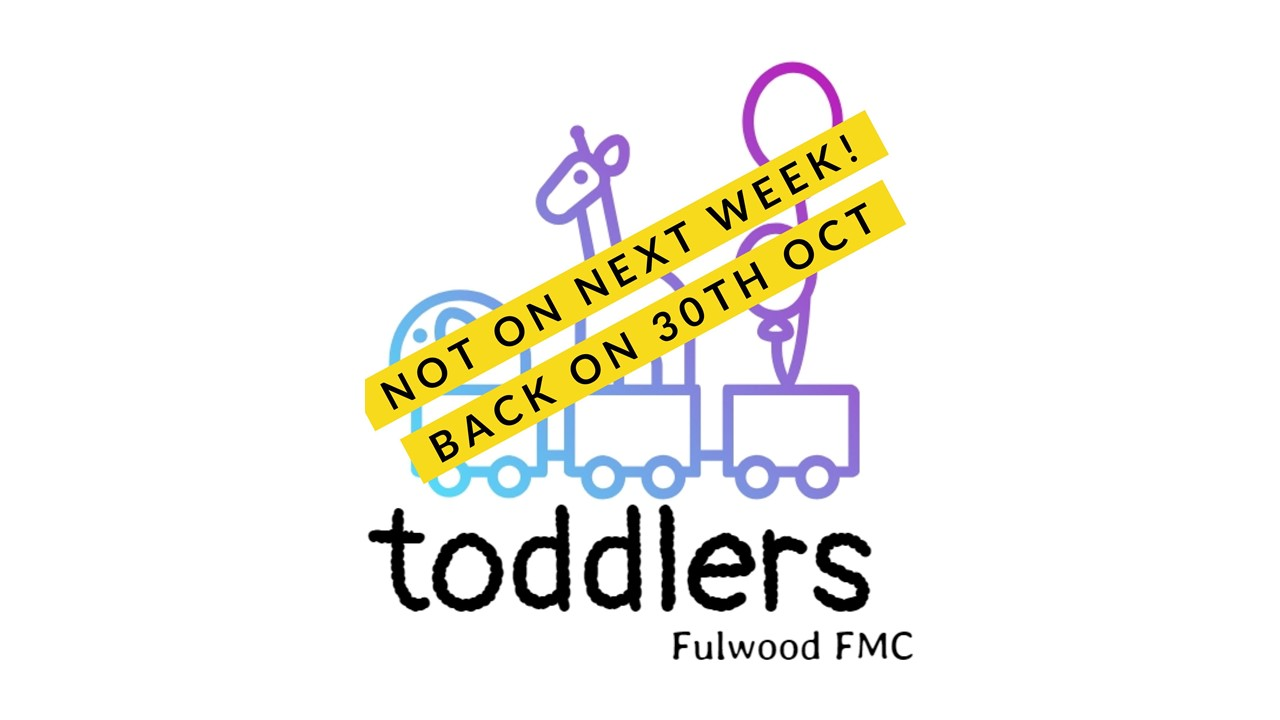 Toddlers and Bump & Baby Half Term | No Sessions