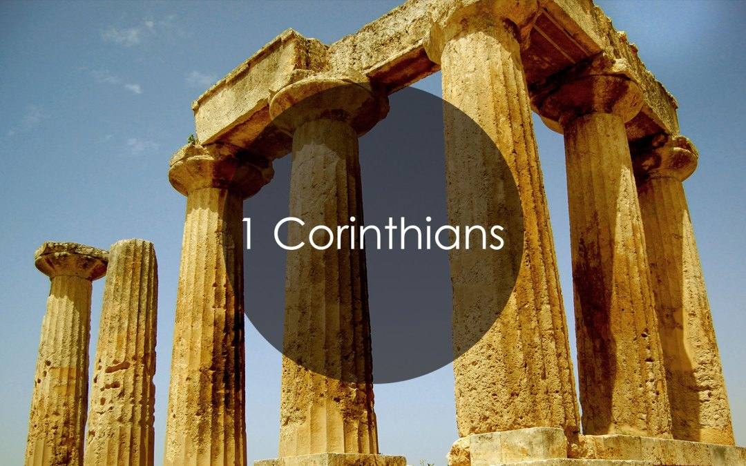 1 Corinthians 1 – The Corinthians, A Mixed Bunch | Rebecca Parkinson