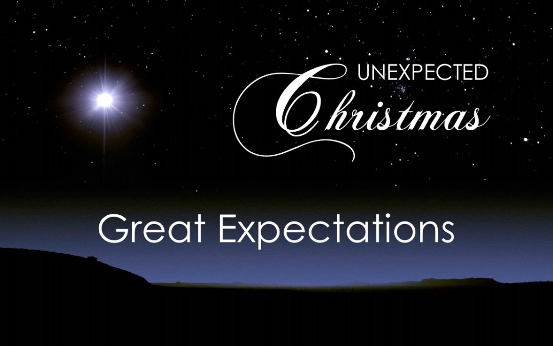 Great Expectations | Sunday Service 29th November 2020 @ 11:00am