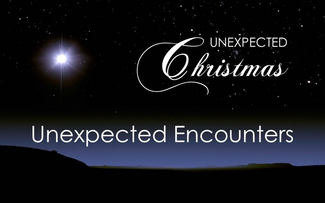Nativity Service – Unexpected Encounters | Sunday Service 13th December 2020 @ 11:00am