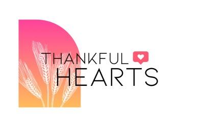Thankful Hearts – Harvest Celebration | Sunday 17th October 2021