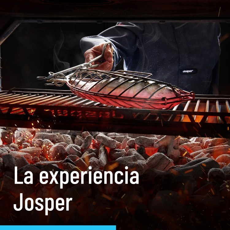 La experiencia Josper