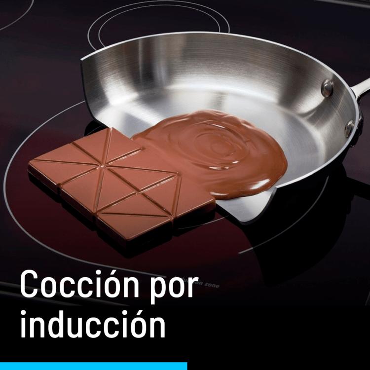 Cocción por inducción