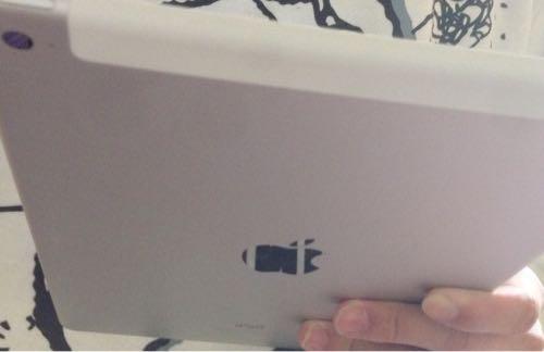 iPad Air2 SIMフリー レビュー 香港版 シャッター音消す