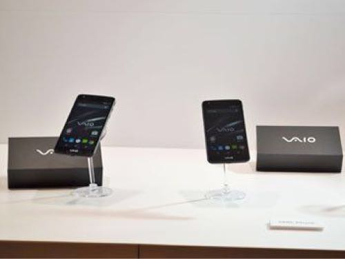 VAIO Phone レビュー スマホ OS ソフトウェア
