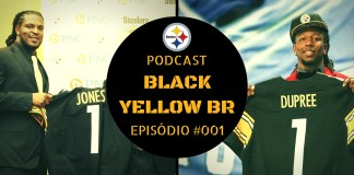 Black Yellow Br Podcast 001 - Draft Steelers 2016