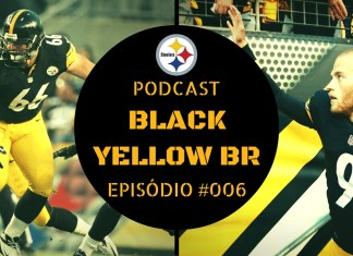 Black Yellow Br 006 - OL, K, P Steelers 2016