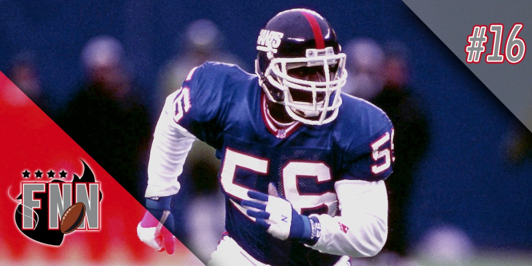 Fumble na Net 016 - Lawrence Taylor