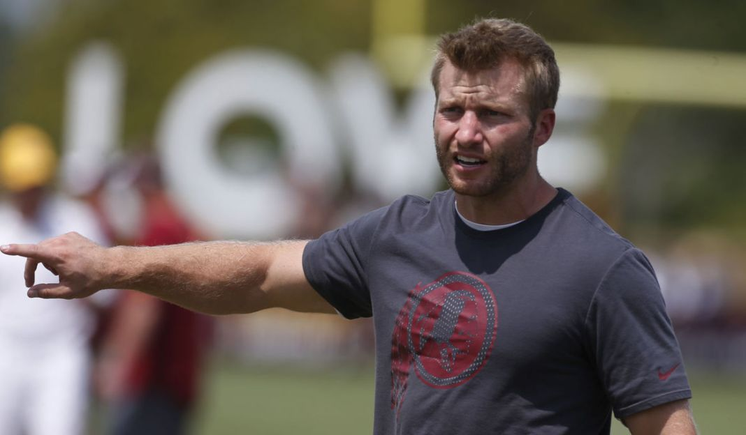 Los Angeles Rams anunciam novo head coach Sean McVay