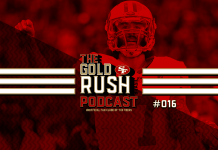 The Gold Rush Brasil Podcast 016 - Semana 16 49ers vs Rams