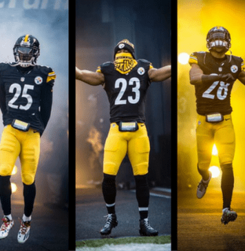 Pittsburgh Steelers - Secundária e Draft