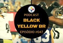 Steelers vs Giants - Semana 1 Pré-Temporada 2017