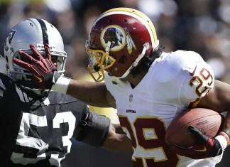 Pré Jogo - Raiders x Redskins