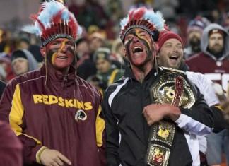 Redskins: Torcida e Sentimentos