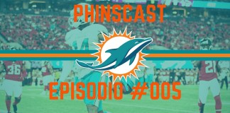 Dolphins vs Falcons – Semana 6 Temporada 2017