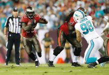 Miami Dolphins x Tampa Bay Buccaneers semana 11