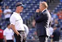 Denver Broncos demite Mike McCoy