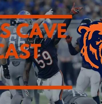 Bears vs Lions - Semana 15 Temporada 2017
