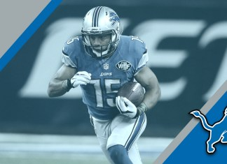 Free Agents de ataque do Lions 2018