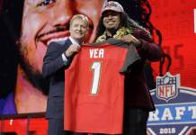 Analise do Draft do Tampa Bay Buccaneers