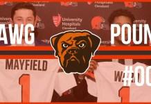 Draft Browns 2018