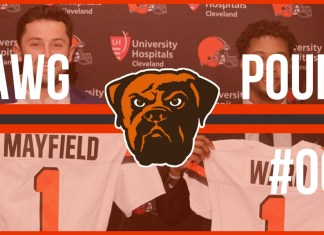 Draft Browns 2018