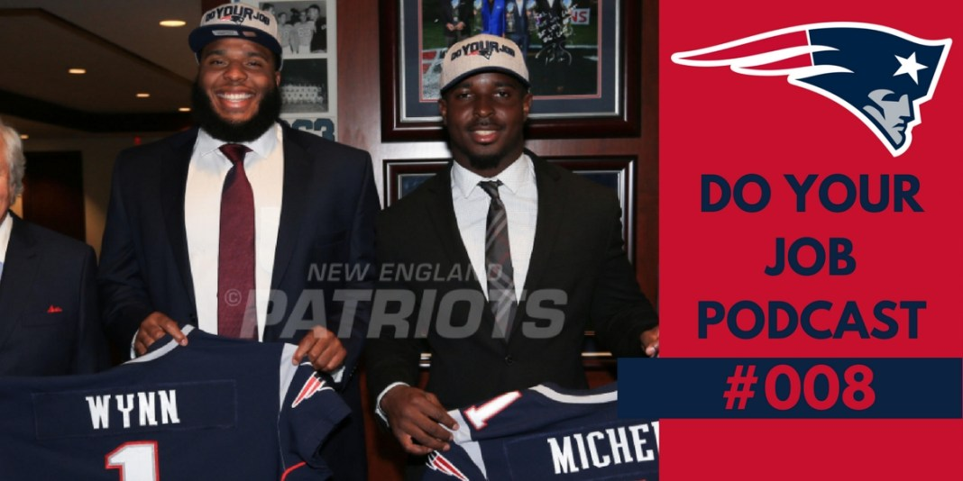 Draft Patriots 2018