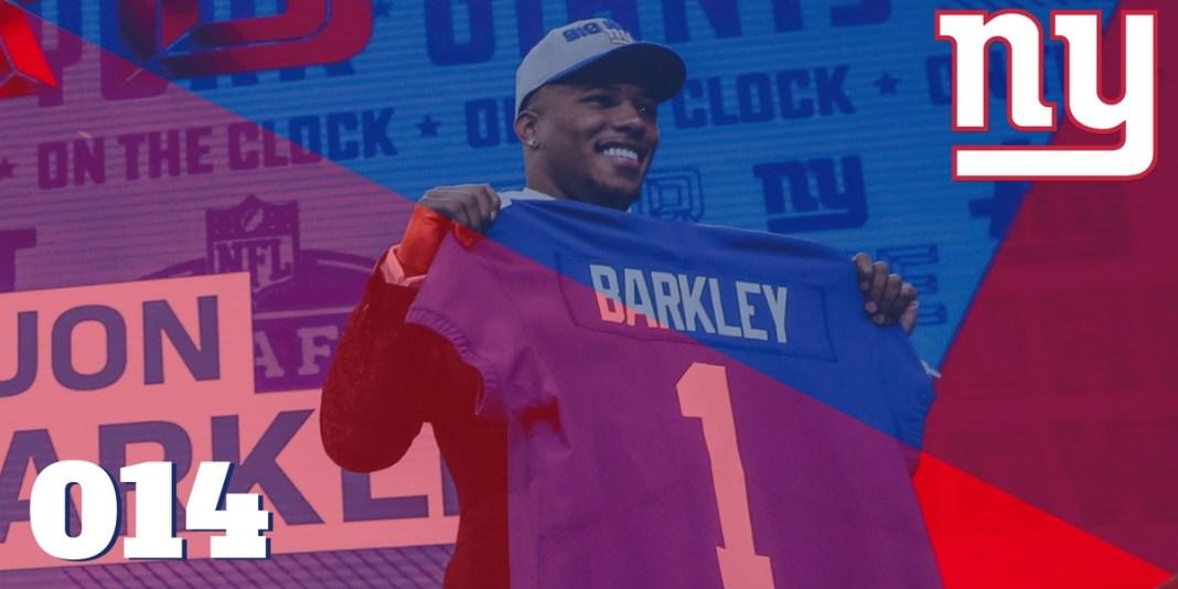 Draft Giants 2018