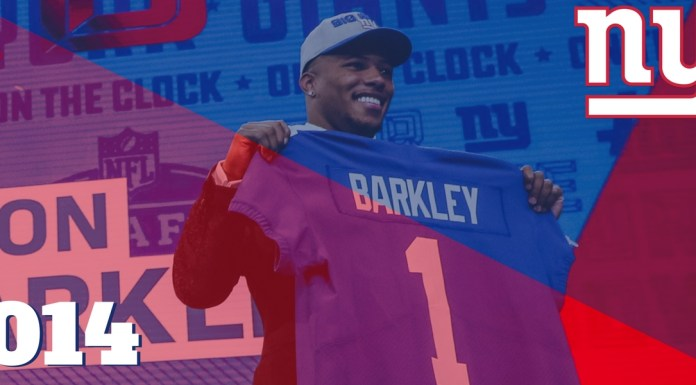 Draft Giants 2018
