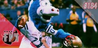 Ranking de mascotes da NFL