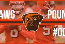 elenco do Browns 2018