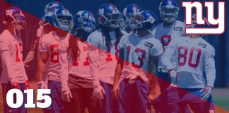 Preview Elenco Giants 2018