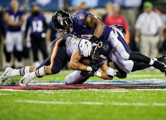 Foto: Shawn Hubbard/Baltimore Ravens