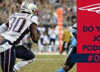 Patriots vs Panthers - Semana 3 Pré-Temporada 2018