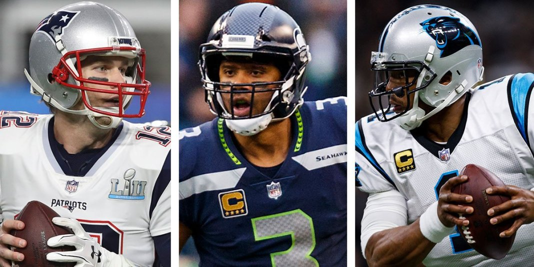 top 10 quarterbacks 2018