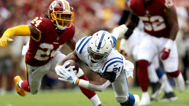 Pós jogo: Washington Redskins 09 vs 21 Indianapolis Colts