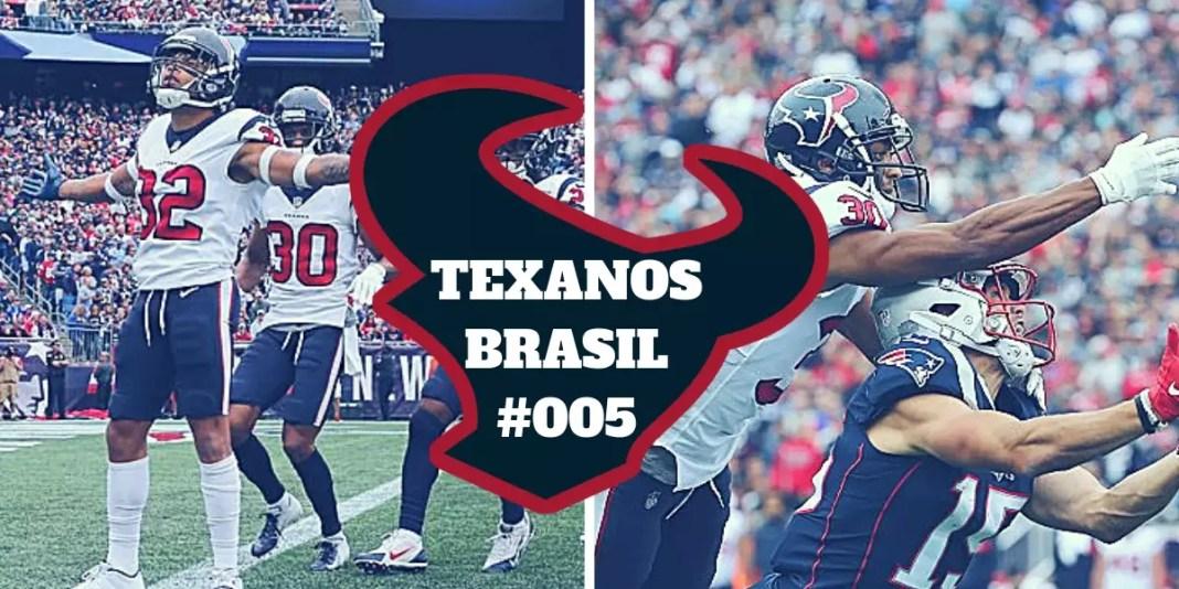 Texans vs Patriots Semana 1 2018