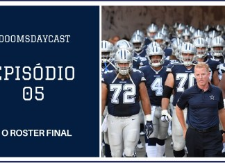 Roster Final Cowboys 2018