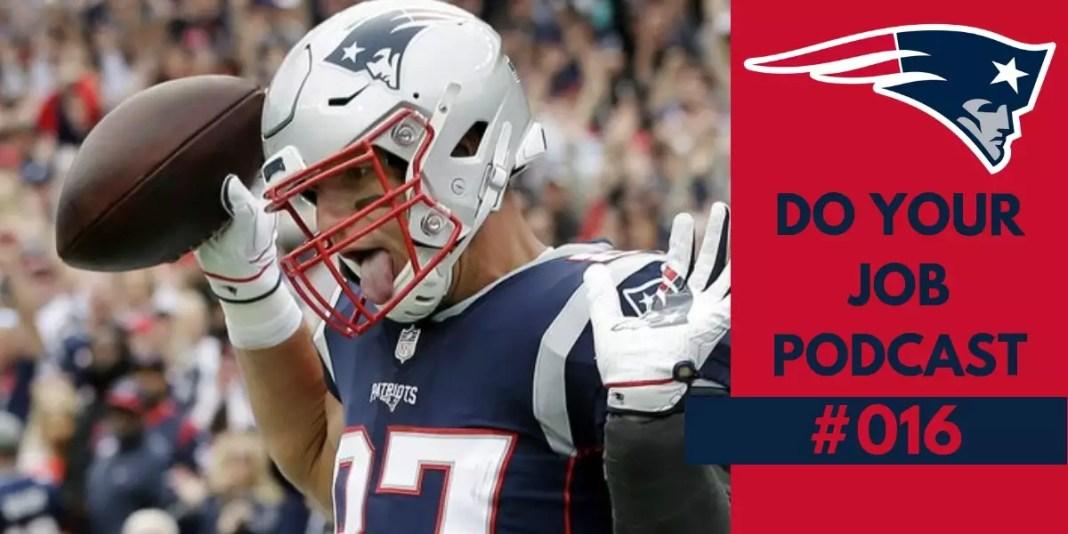 Patriots vs Texans Semana 1 2018