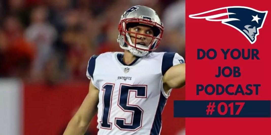 Patriots vs Jaguars Semana 2 2018