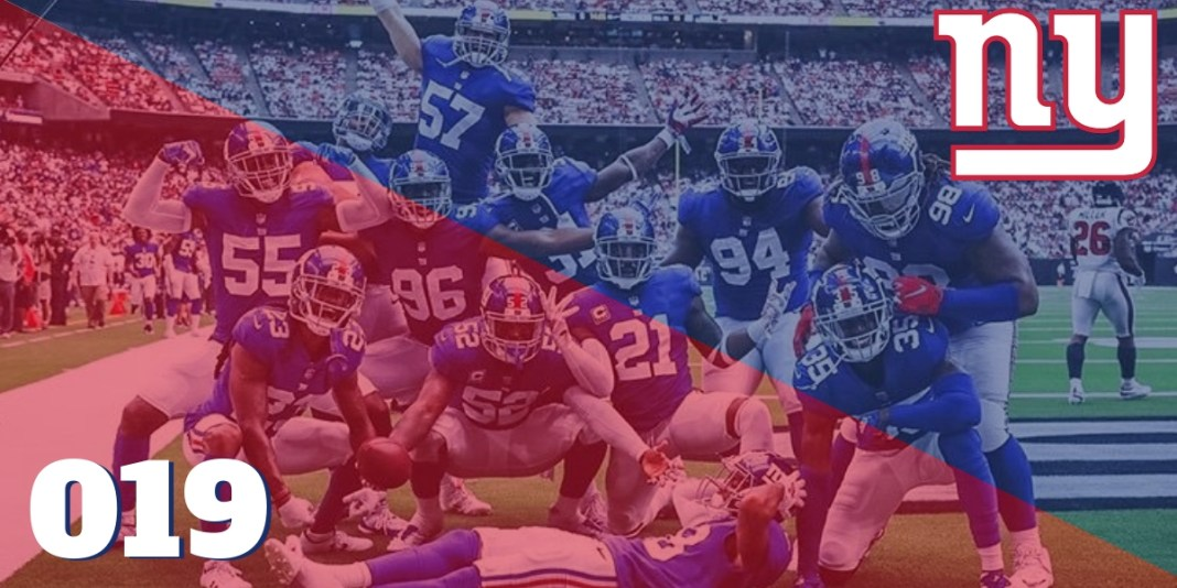 Giants vs Texans Semana 3 2018