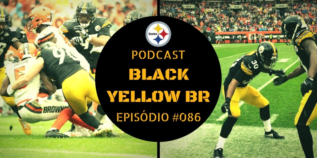 Steelers @ Browns Semana 01 2018