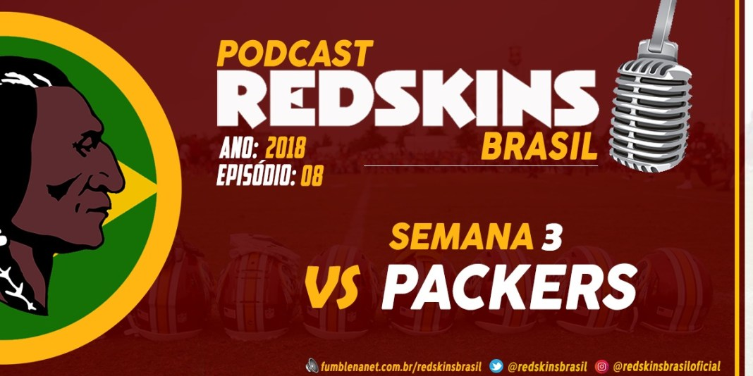 Redskins vs Packers Semana 3 2018