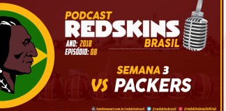 Redskins vs Packers Semana 3 2018