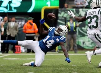 Pós-jogo Colts vs Jets