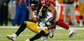 Pré-jogo Falcons @ Steelers