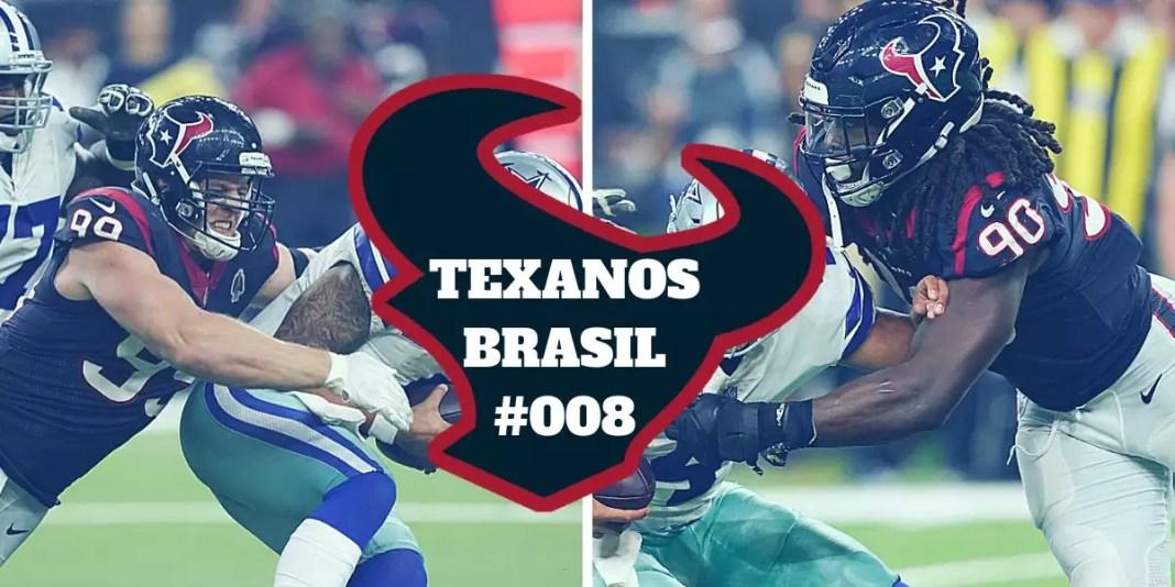 Texans x Cowboys semana 5 2018